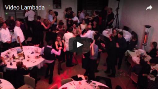 DJ7 Event «Danses à Deux»… Côté restaurant car la piste est pleine